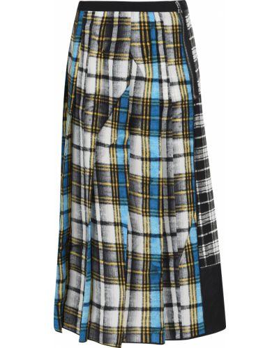 Юбка шелковая из вискозы Marc Jacobs