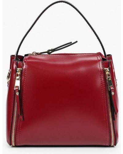 Кожаная сумка с ручками из искусственной кожи Zarina