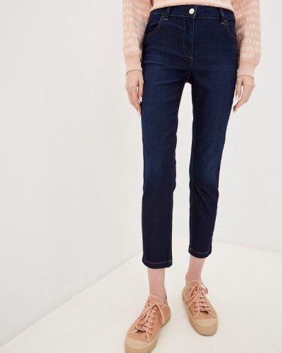 Синие джинсы осенние Liu Jo Sport