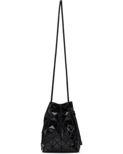 Czarna torba na ramię Bao Bao Issey Miyake