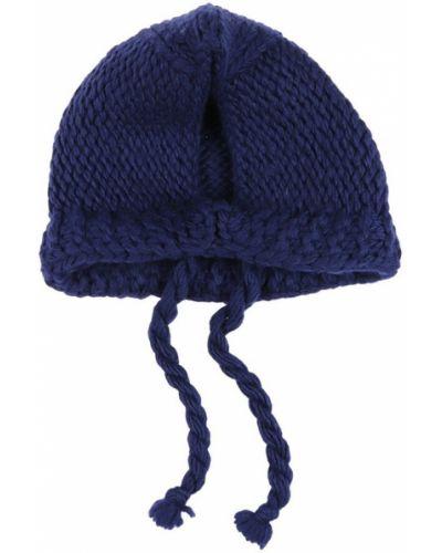 Niebieska czapka Jw Anderson