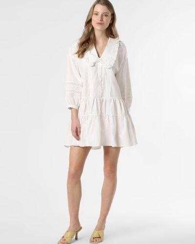 Biała sukienka koronkowa Edited