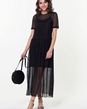Вечернее платье короткое Valentina