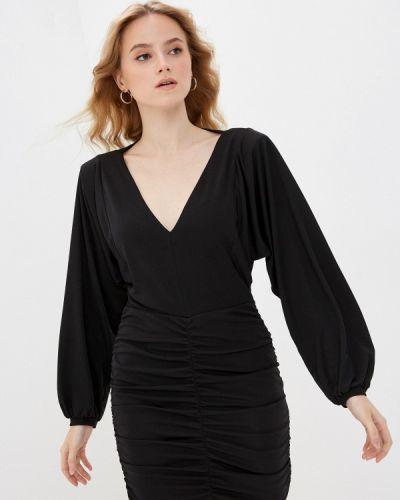 Черное вечернее платье Imperial