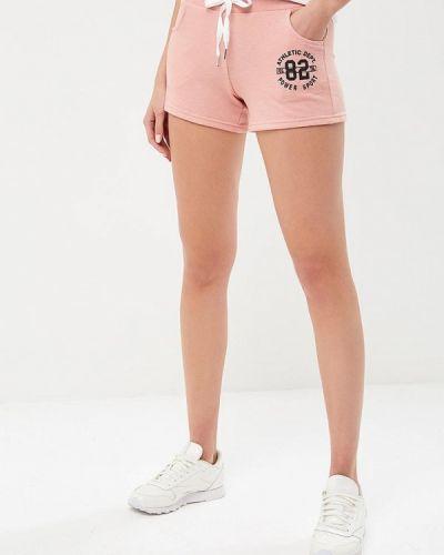 Спортивные шорты розовый Modis