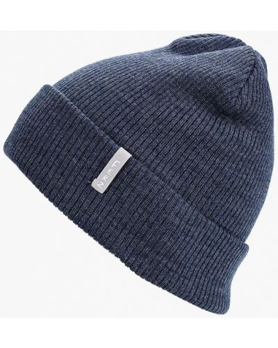Синяя зимняя шапка Ferz