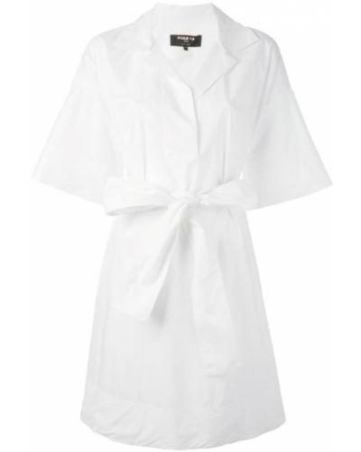 Платье платье-рубашка хлопковое Paule Ka