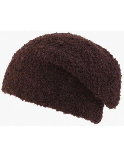 Коричневая шапка осенняя Fomas