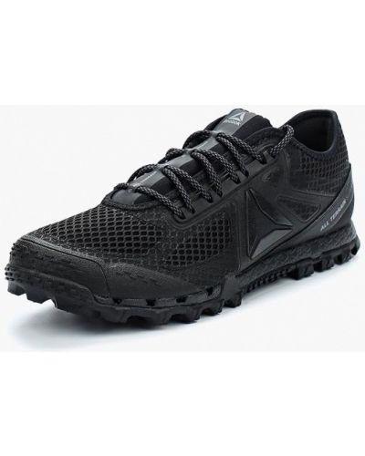Черные кроссовки Reebok
