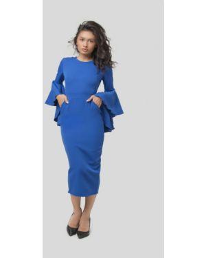 Вечернее платье - синее Lipinskaya Brand