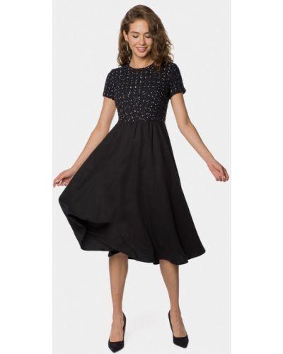 Платье осеннее прямое Mr520