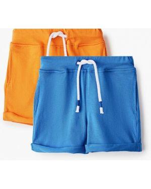 Клубные оранжевые шорты Concept Club