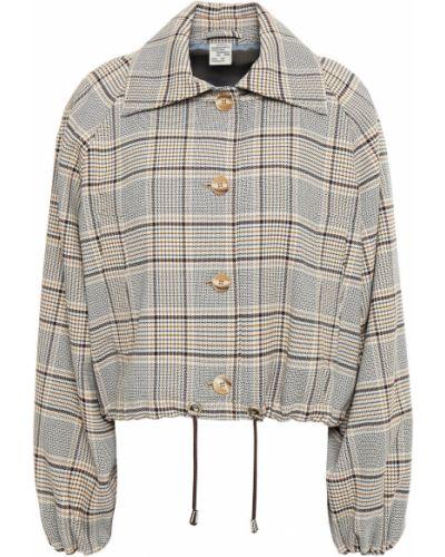 Серая куртка с карманами на пуговицах Baum Und Pferdgarten