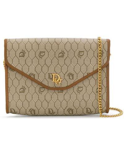Цепочка с принтом - золотая Christian Dior Pre-owned