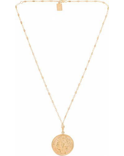 Złoty łańcuch ze złota pozłacany Miranda Frye