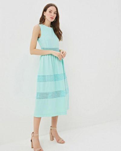 Платье бирюзовый Villagi