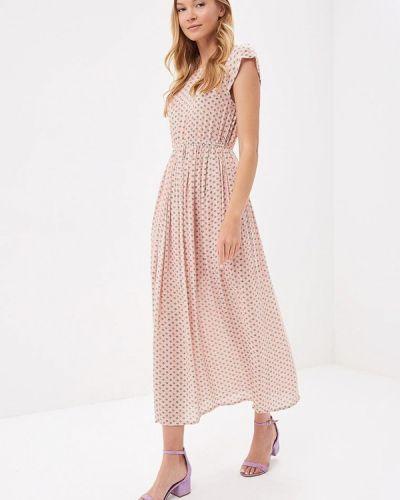 Розовое платье весеннее Compania Fantastica
