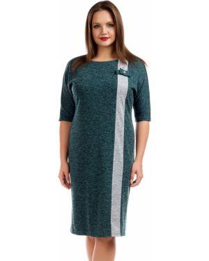 Повседневное платье летучая мышь платье-сарафан Liza Fashion