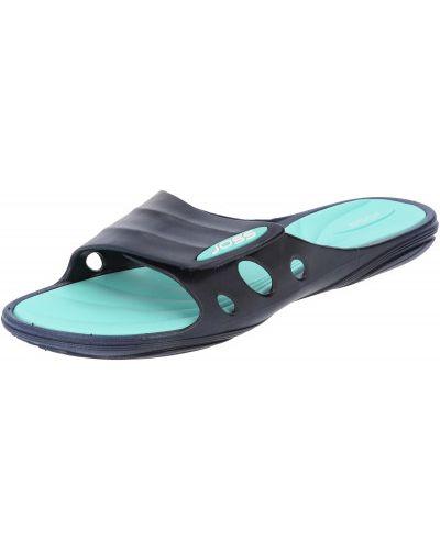 Синие шлепанцы для бассейна Joss