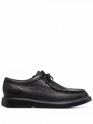 Кожаные туфли - черные Camper