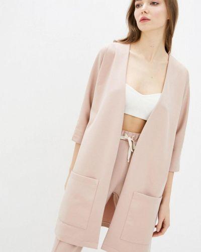Розовый пиджак Zubrytskaya