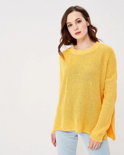 Желтый джемпер Glamorous