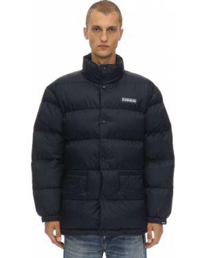 Пиджак с воротником-стойка с карманами Napapijri