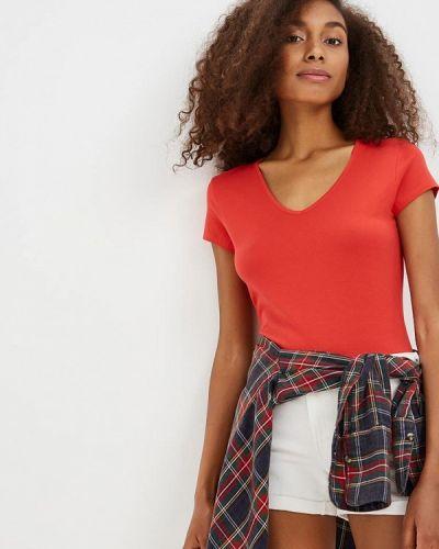 Красная футболка твое