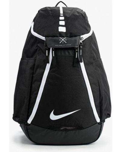 Черный рюкзак спортивный Nike