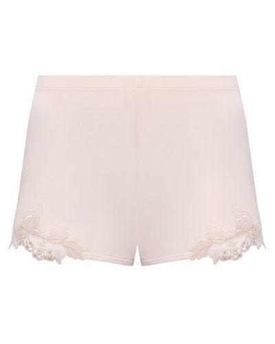 Розовые шорты La Perla
