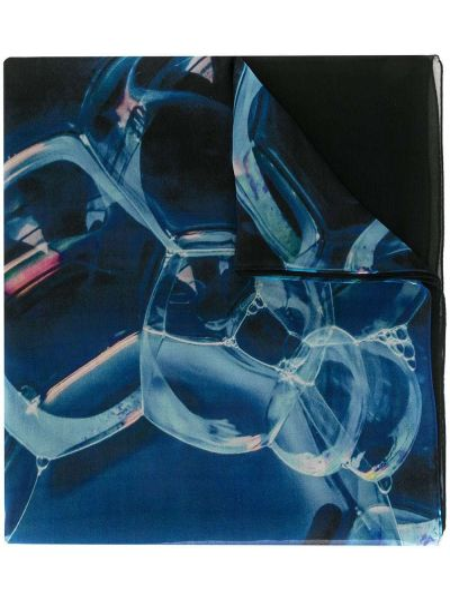 Шелковый платок Discord Yohji Yamamoto