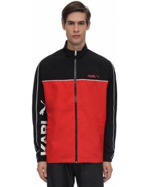 Czarna kurtka z nylonu Puma Select