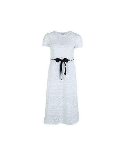 Белое вечернее платье Valentino Red