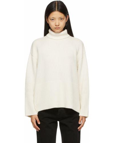 Кашемировый свитер - белый Toteme