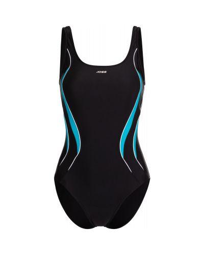 Черный спортивный купальник Joss