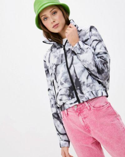 Облегченная серая джинсовая куртка Calvin Klein Jeans