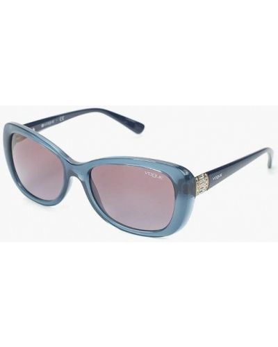 Солнцезащитные очки 2019 квадратные Vogue® Eyewear