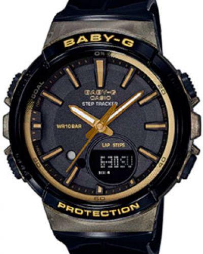 Кварцевые часы с подсветкой Casio