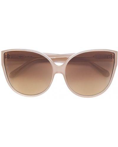 Солнцезащитные очки кошачий глаз Linda Farrow