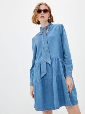 Джинсовое платье - голубое Joop!