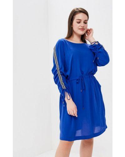 Синее платье весеннее Studio Untold
