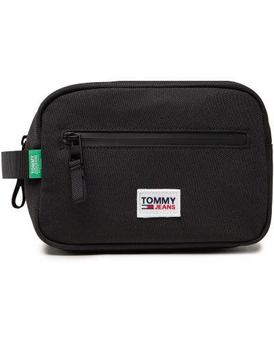 Kosmetyczka - czarna Tommy Jeans