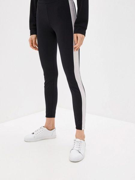 Черные брюки Calzedonia