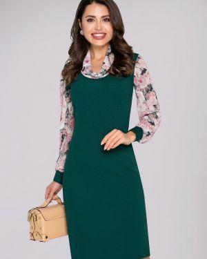 Платье платье-сарафан шифоновое Charutti