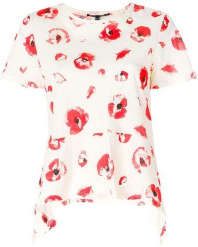 расклешенная футболка с короткими рукавами Proenza Schouler