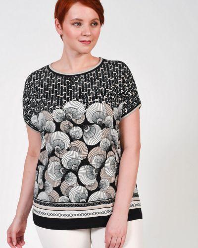 Серая блузка из вискозы Olsen