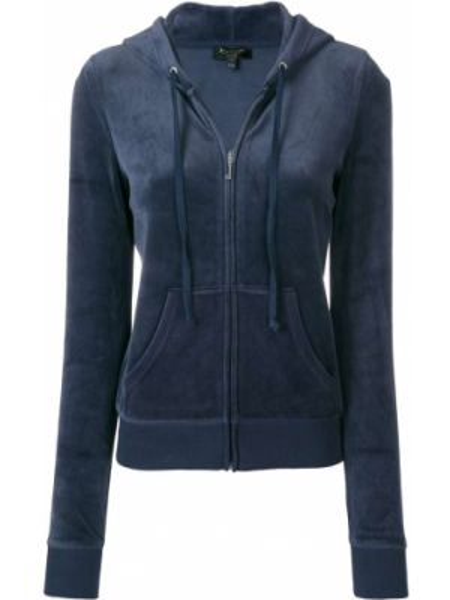 Куртка с капюшоном Juicy Couture