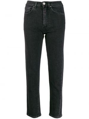 Прямые джинсы классические - серые Toteme