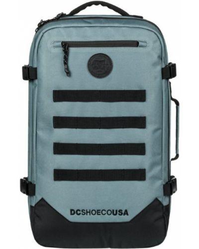 Рюкзак белый синий Dc Shoes