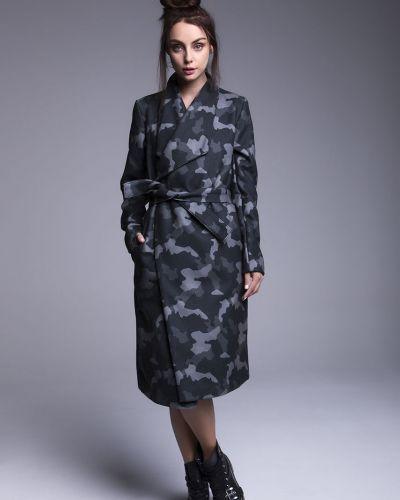 Облегченное армейское пальто Naoko